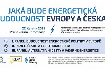 Jaká bude energetická budoucnost Evropy a Česka?