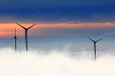 Rána zelené energii. Nefoukalo a Němci se opět musí spoléhat na uhlí