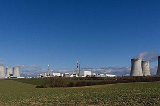 Vláda vyřadila z účasti v tendru na nový jaderný blok v Dukovanech ruský Rosatom
