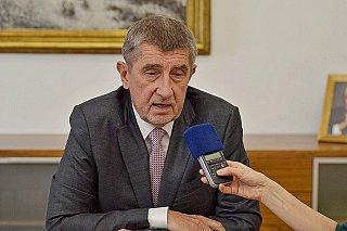 Babiš neplánuje během summitu jednat s Morawieckým o sporu o Turów